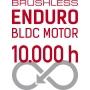 Striedavý Enduro BLDC Motor