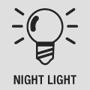 Comfort nočné svetlo