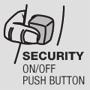 Bezpečnostné On / Off tlačidlo